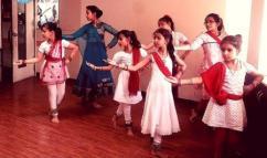 Tansen Sangeet Mahavidyalaya Bharatnatyam Dance Academy in Dwarka Delhi