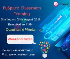 PySpark Classroom Training