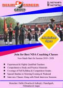 NDA Coaching Classes in Chandigarh