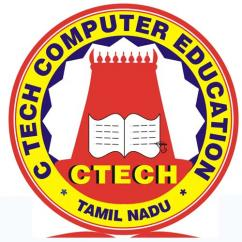 C TECH COMPUTER EDUCATION