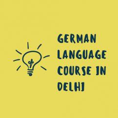 Best german Language institute in Delhi