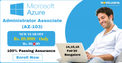 Microsoft Azure Administration Associate Training and Certification Course