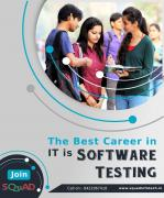 SQUAD Infotech - Best for Software Testing Training In Thane