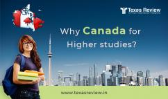 Why Canada for Higher studies
