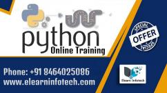 Python Online Training by Professional with Projects