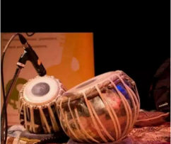 Tabla harmonium singing and guitar classes