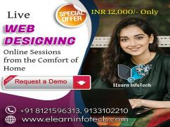 Web Designing Online Training In Hyderabad with Projects