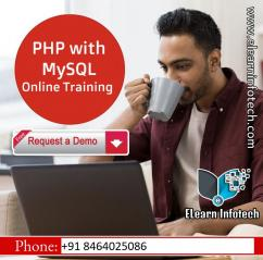Online PHP with MySQL Training in Hyderabad with Live Project