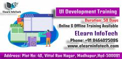 UI Development Online Training In Hyderabad by Experts