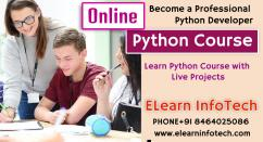 Python Online Training In Hyderabad - ELearn InfoTech