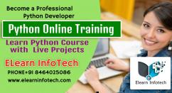 Best Python Course Online Training in Hyderabad by Experts