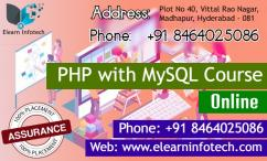 Learn PHP Course Online In Hyderabad, India by Experts