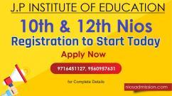 nios admission in stream 2 block 1 for october exam 2020 in vasant kunj