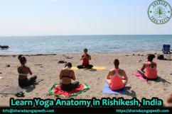 Learn Yoga Anatomy in Rishikesh