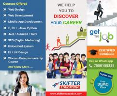 Attend Free Demo classes before start learning course...