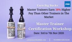 Master Trainer Certification Workshop