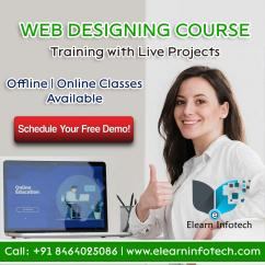 Web Designing Course in Hyderabad Web Design Training