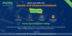 Online VLSI Design Internship  Maven Silicon