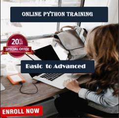 Python Training Course in Delhi -  Surety Placement Assistance