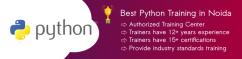 Best Python Training Center