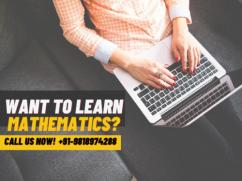 Maths home tutor for IIT JEE