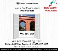 Best PAU AAT Coaching Institute- PAU Entrance Agri