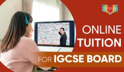 Online home tuition for IGCSE board