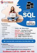 Advanced SQL training course - Sunbeam