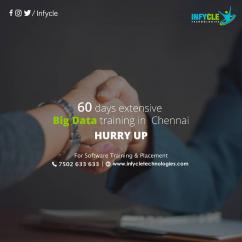 Best Data Science Training in Chennai Infycle Technologies