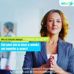 Best Oracle Course in Chennai Infycle Technologies