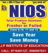 Nios open school solved assignments in online & offline 10th in preet vihar