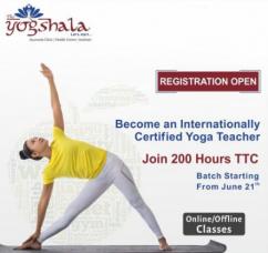 200 Hours Advance Yoga Teacher Training Course In Kalkaji