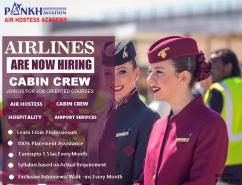 Air hostess Training in Chandigarh