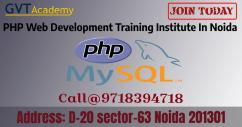 PHP MYSQL Web Development Training in Noida