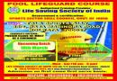Pool Lifeguard Course - Govt. Of India
