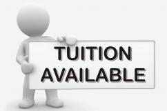 Tuition provided for all subjects school to college level