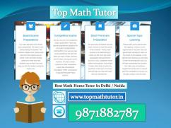 Math home tutor Delhi Maths home tuition in Dehli