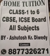 HOME TUTOR IN INDRAPRASTHA EXTENSION DELHI