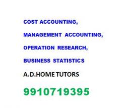 PRIVATE home TUITION for BBA BCOM MBA