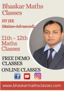 IIT JEE Delhi (Main Advanced),11th and 12th Maths IIT JEE Delhi