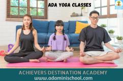 ADA Yoga Classes in Durgapur