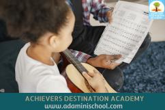ADA Guitar Classes in Siliguri