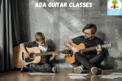 ADA Guitar Classes in Cuttack