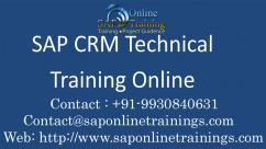 SAP CRM Online Training Course in Mumbai