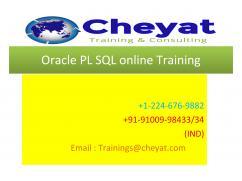 oracle PL SQL online training by cheyat tech