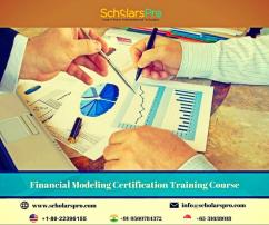 excel financial modeling course