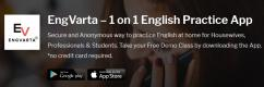 Satisfy Your Aspirations To Become A Better English Speaker With EngVarta