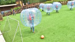 Bubble Soccer  The safest version of soccer the world has ever seen