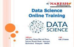 Data Science Online Training - Naresh I Technologies