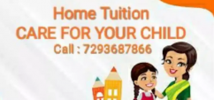 TUITION AT YOUR HOME.Special coaching for Maths and Hindi subjects.